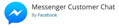 messenger customer chat logo