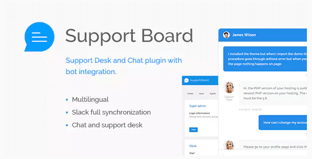 support board logo