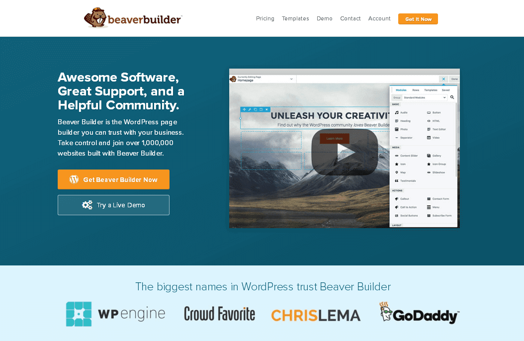 Beaver Builder vs Elementor: Top WordPress Page Builder