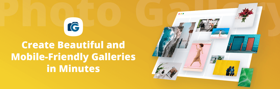 Photo Gallery by 10Web Logo