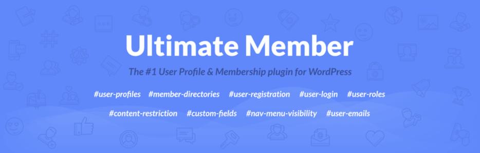 Ultimate Member Logo