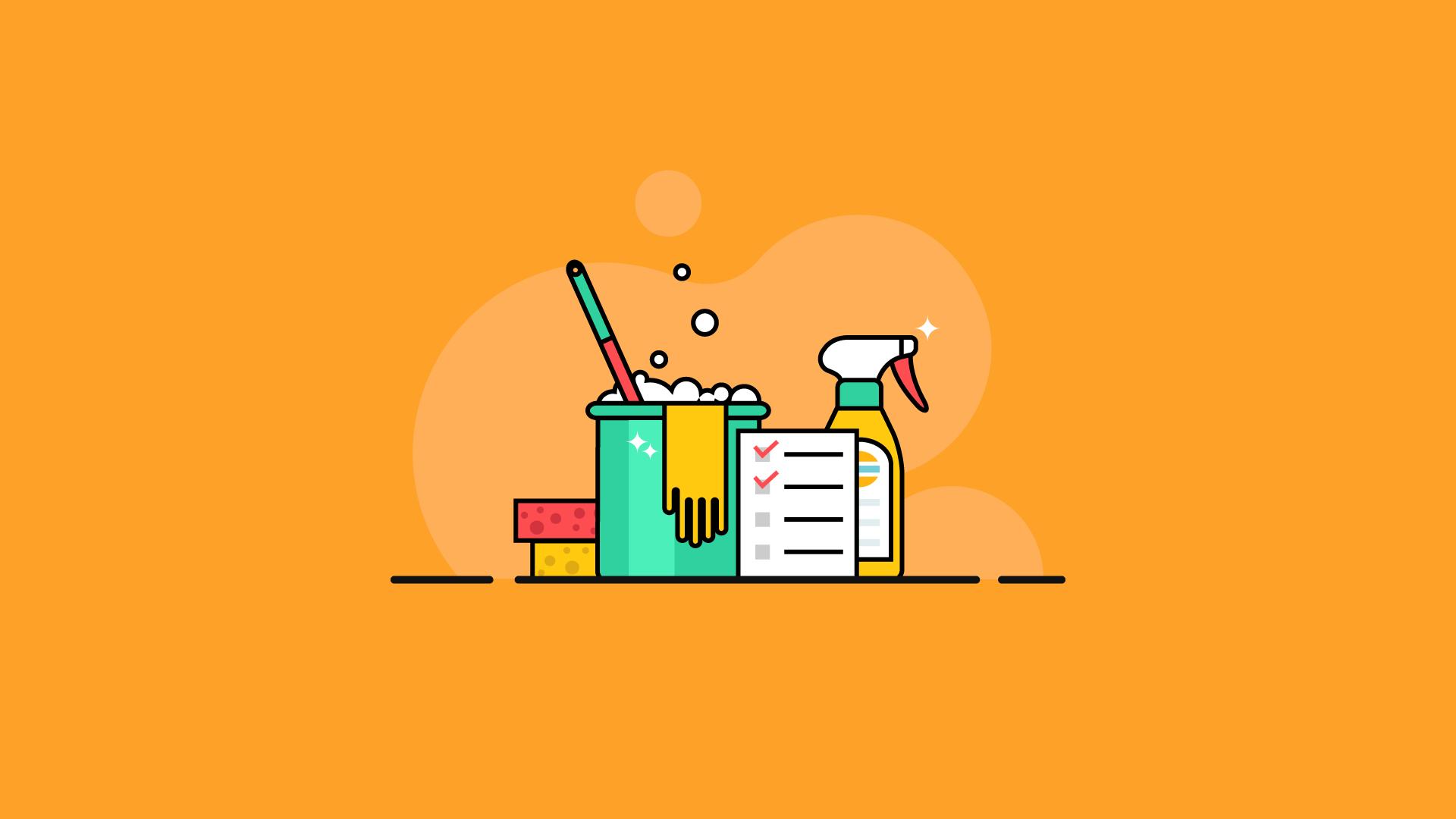 WordPress Cleanup Check List