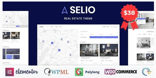 Selio Logo