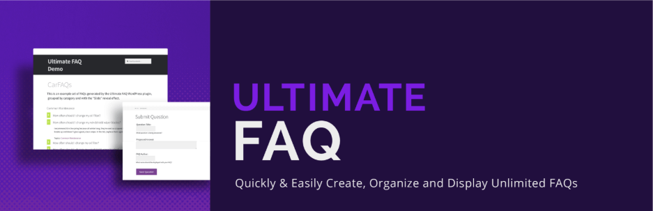 Ultimate FAQ Logo