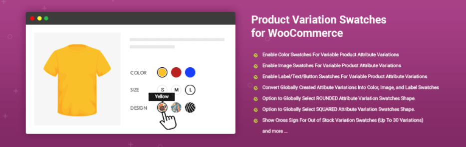 Variation Swatches for WooCommerce Logo