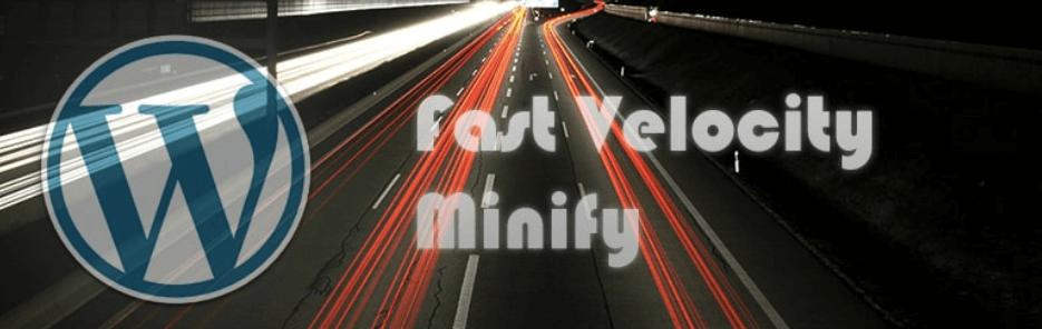 Fast Velocity Minify Logo