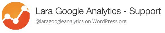 Lara's Google Analytics Logo