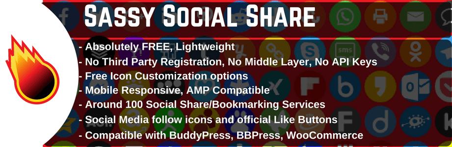 WP Social Sharing Logo