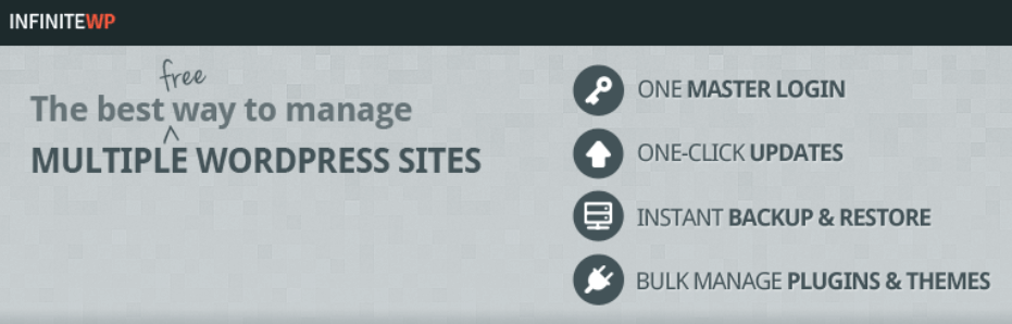 InfiniteWP Client Logo