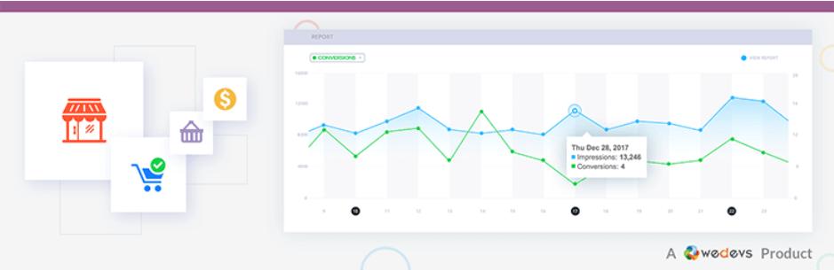 WooCommerce Conversion Tracking Logo