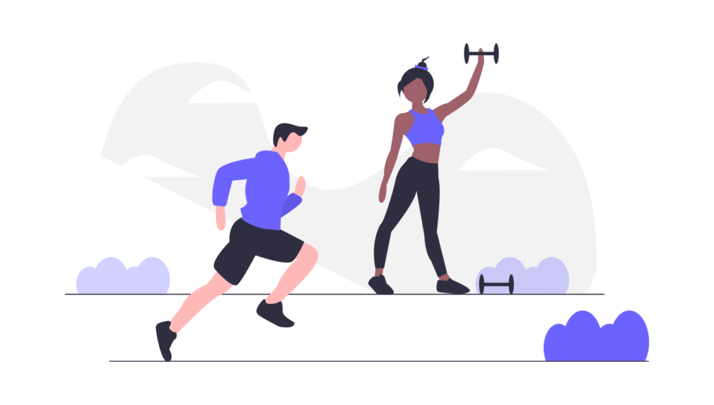 Exercising will increase productivity