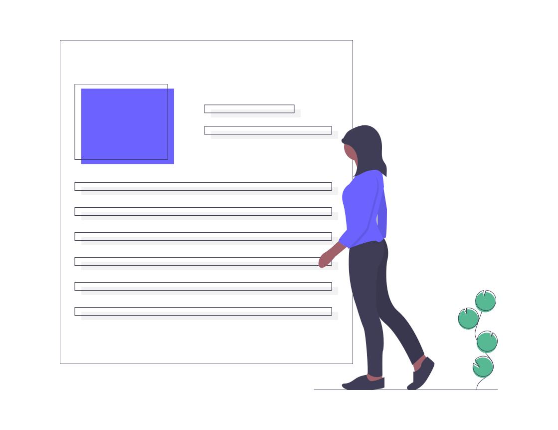 Creating an online resume website