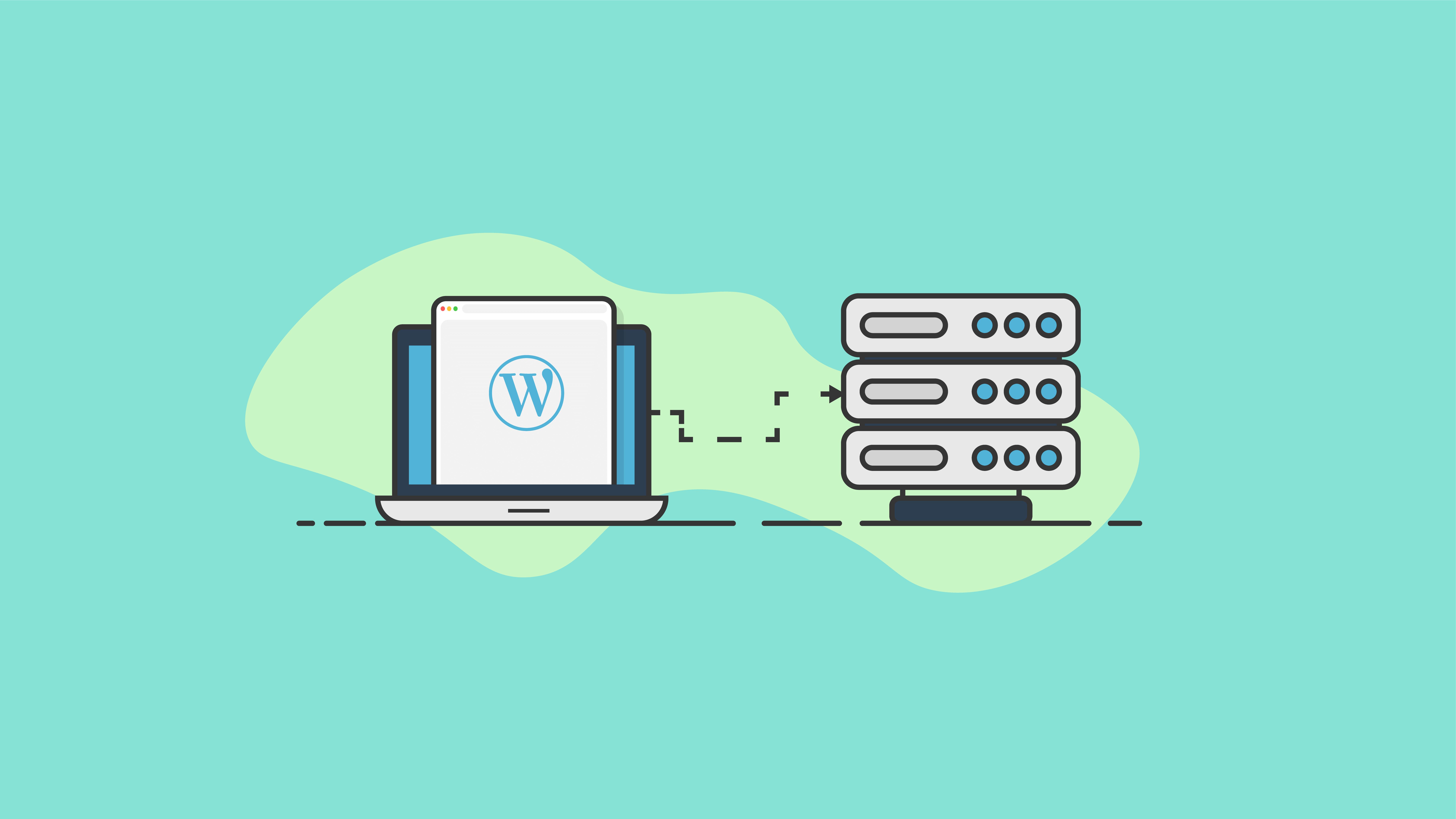 move WordPress to new server