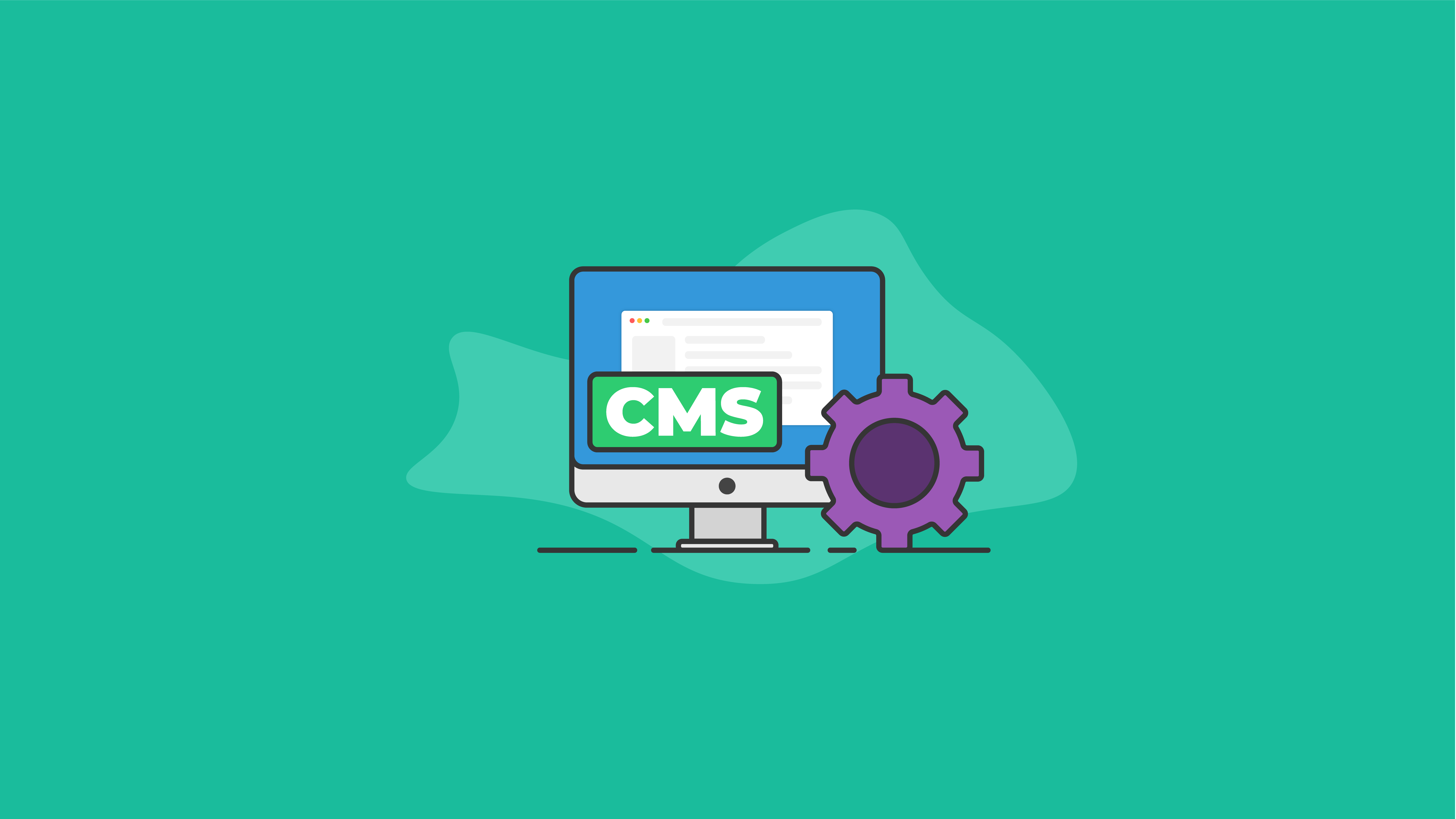 what is content management system