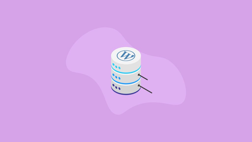 wordpress database explained