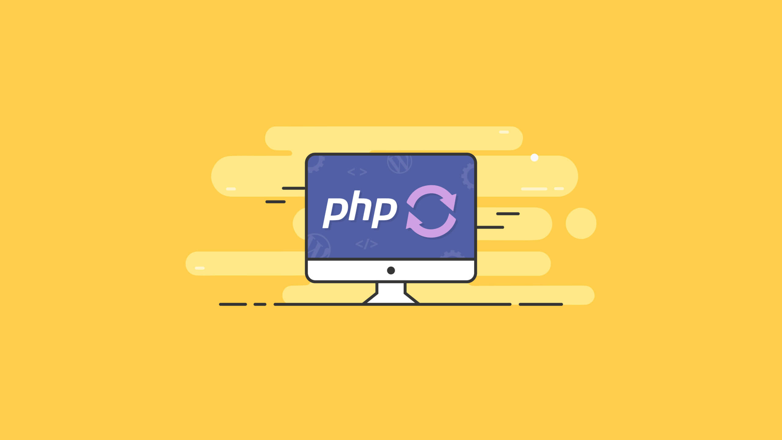 WordPress PHP Update Required
