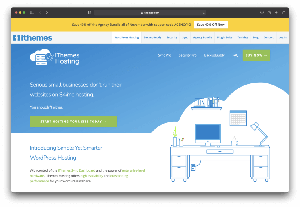 iThemes Hosting