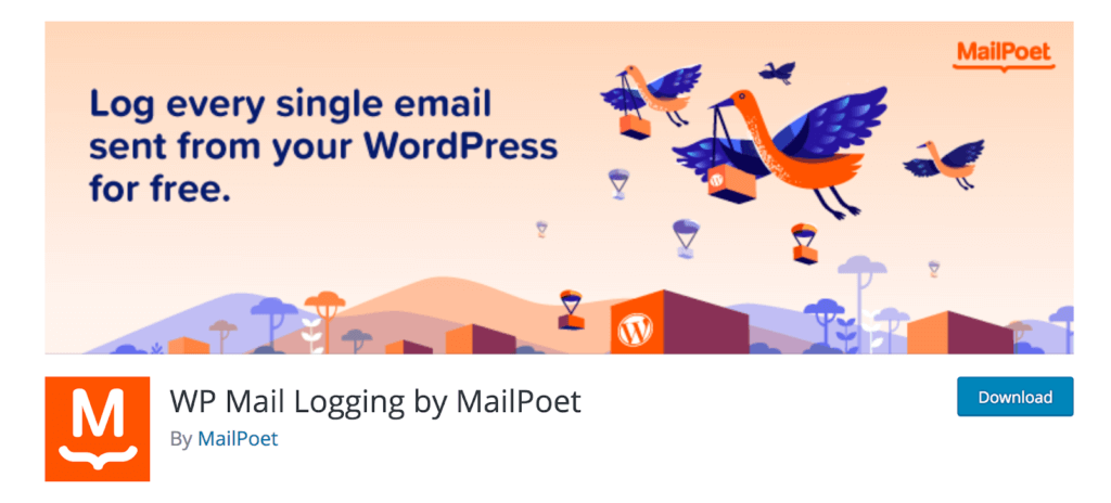 WP Mail Log by MailPoet