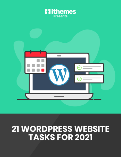 21 WordPress Website Tasks