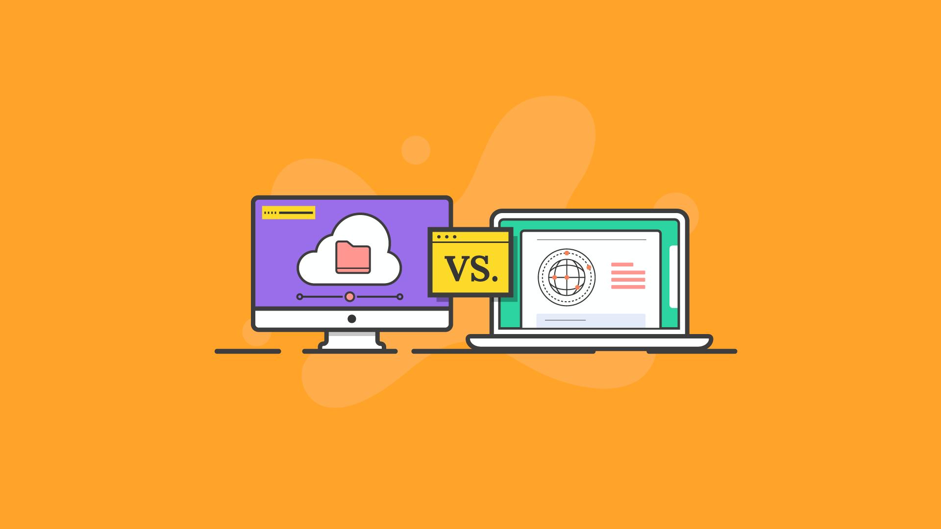 hosting-vs-domain