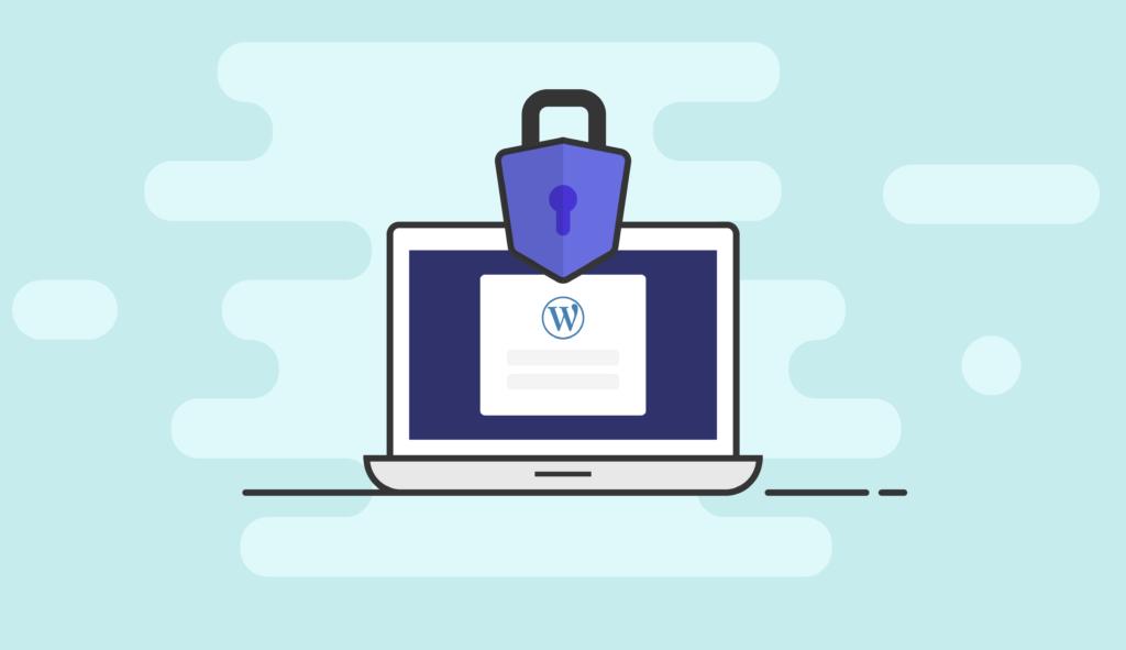 secure WordPress login