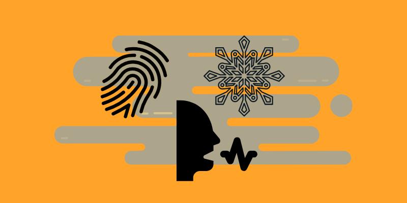 Embrace your Unique voice - like a fingerprint or snowflake