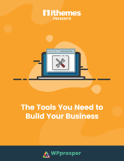 tools to build your business