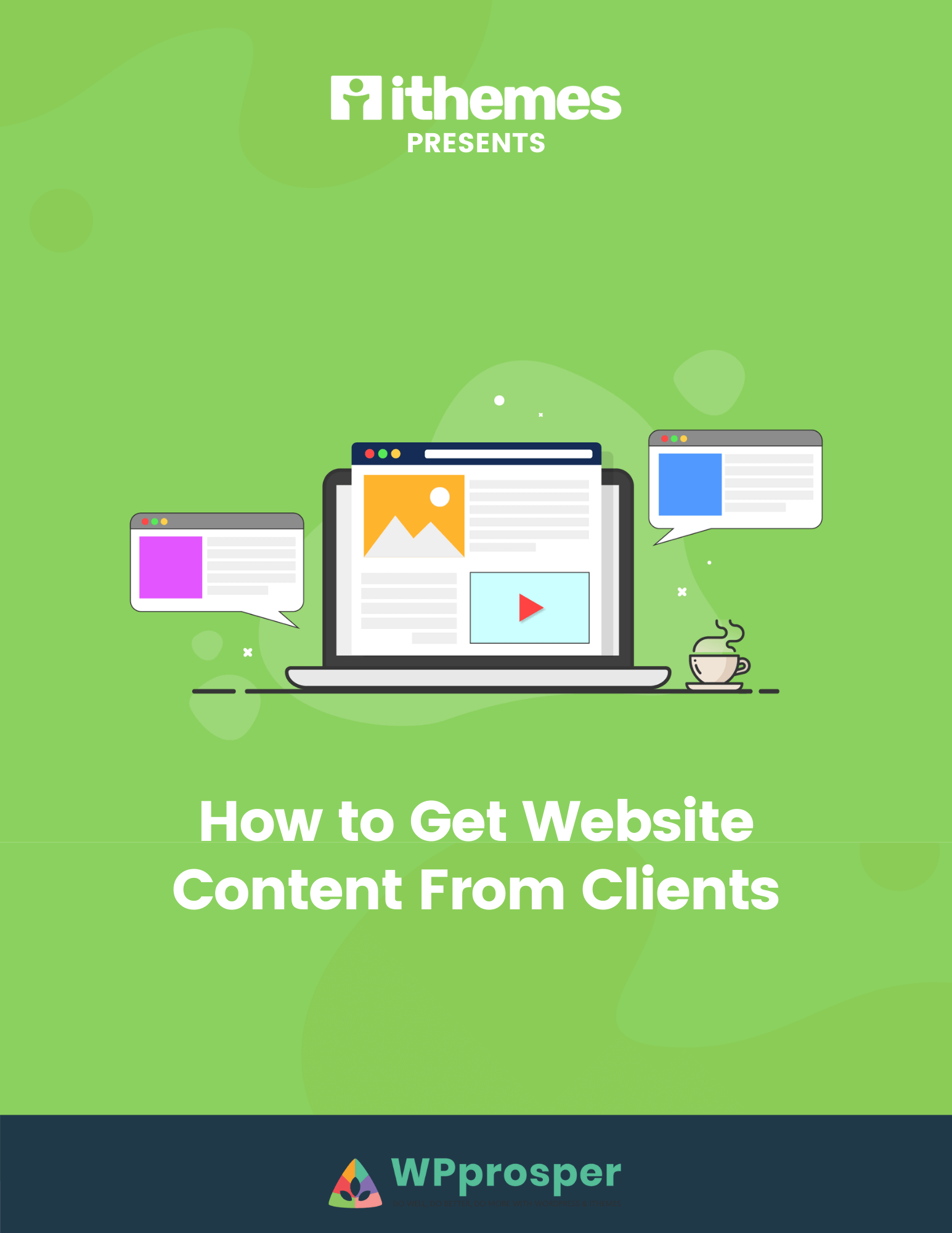 Get Website Content From Clients