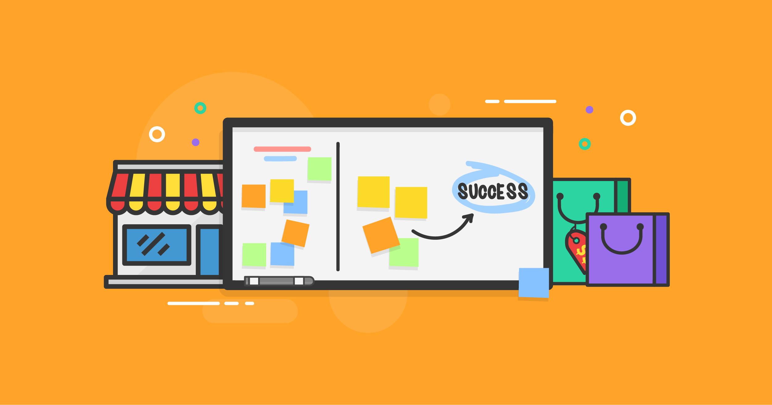 building freelance business success